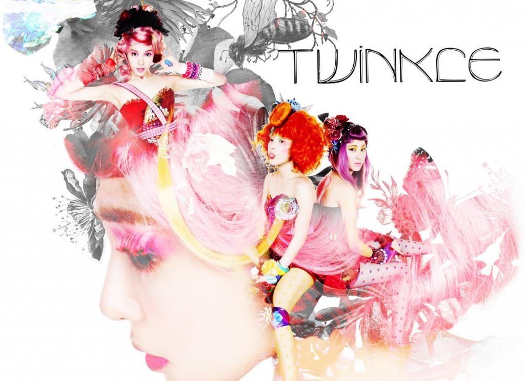 GIRL'S GENERATION TTS - TWINKLE