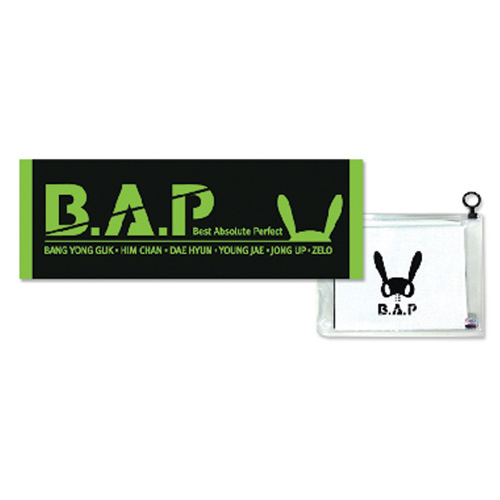 All kpop stuff b a p merchandise