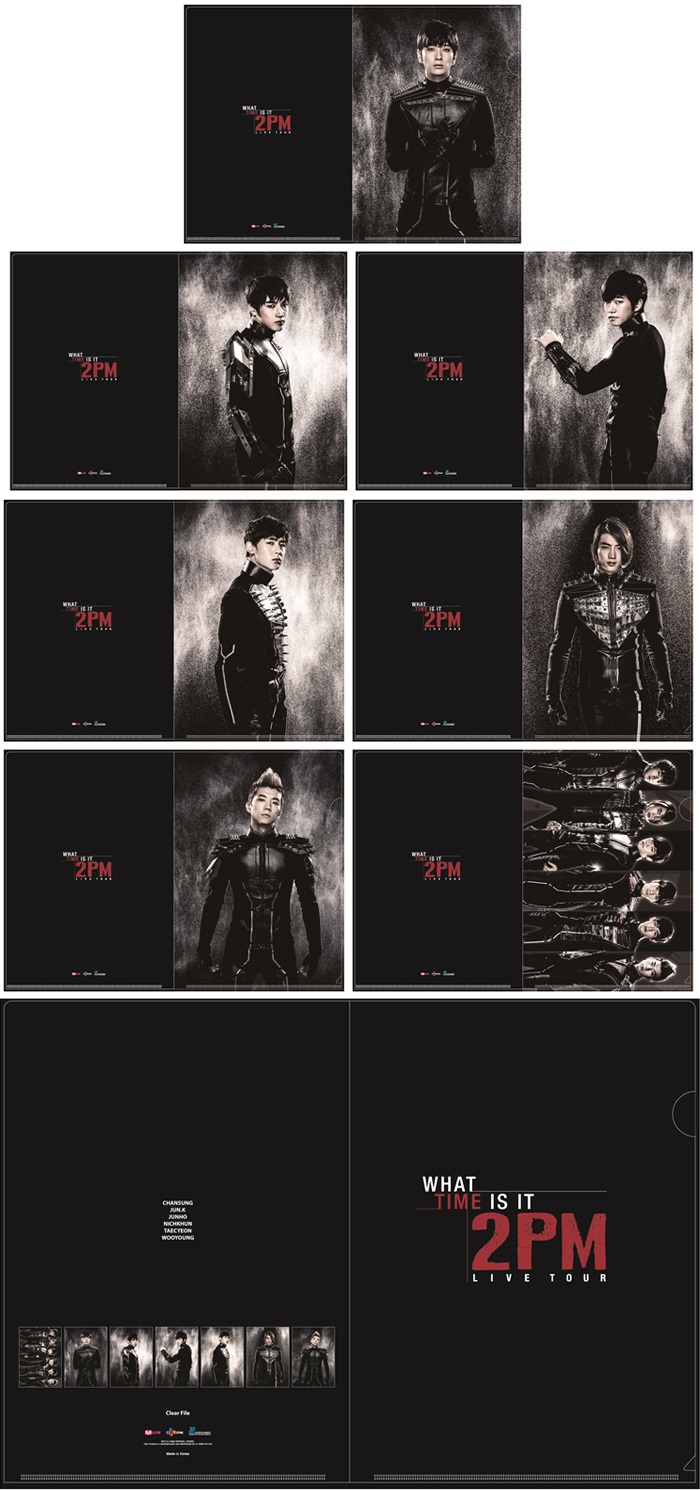 2PM Clear File Ver.2