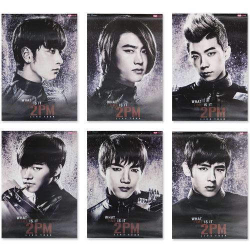 2PM Poster Set