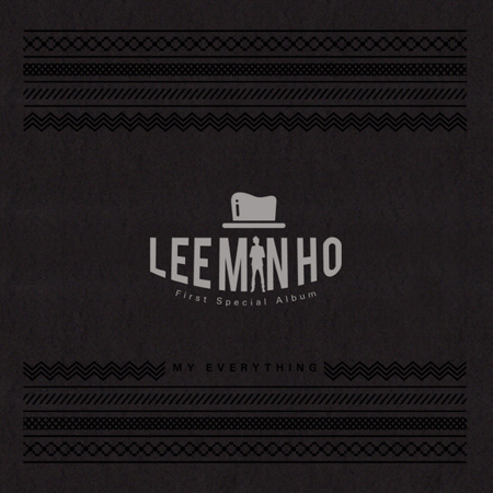 Lee Min Ho First Special Album
