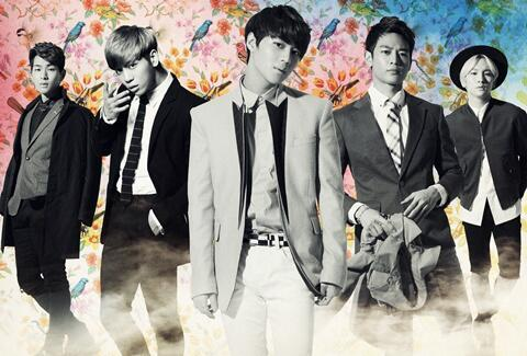 SHINee Boys Meet U