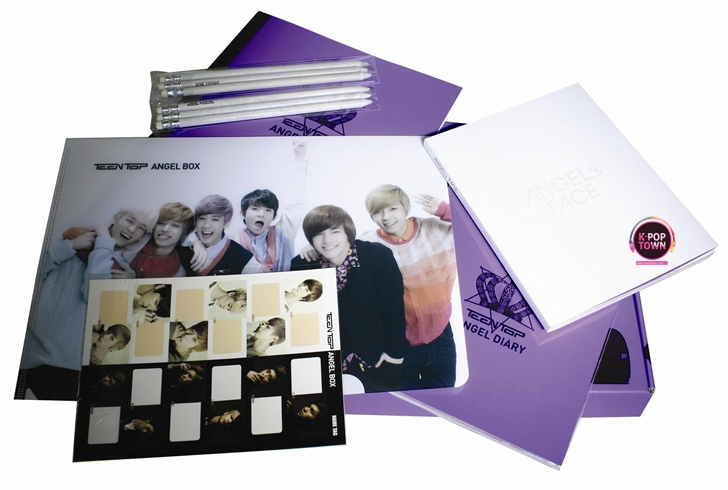 Teen Top Angel box