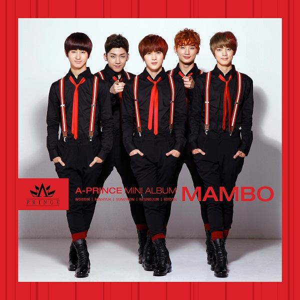 A-Prince Mini Album Mambo