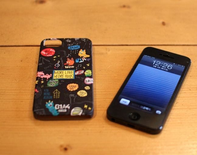 B1A4 iPhone 5 Case