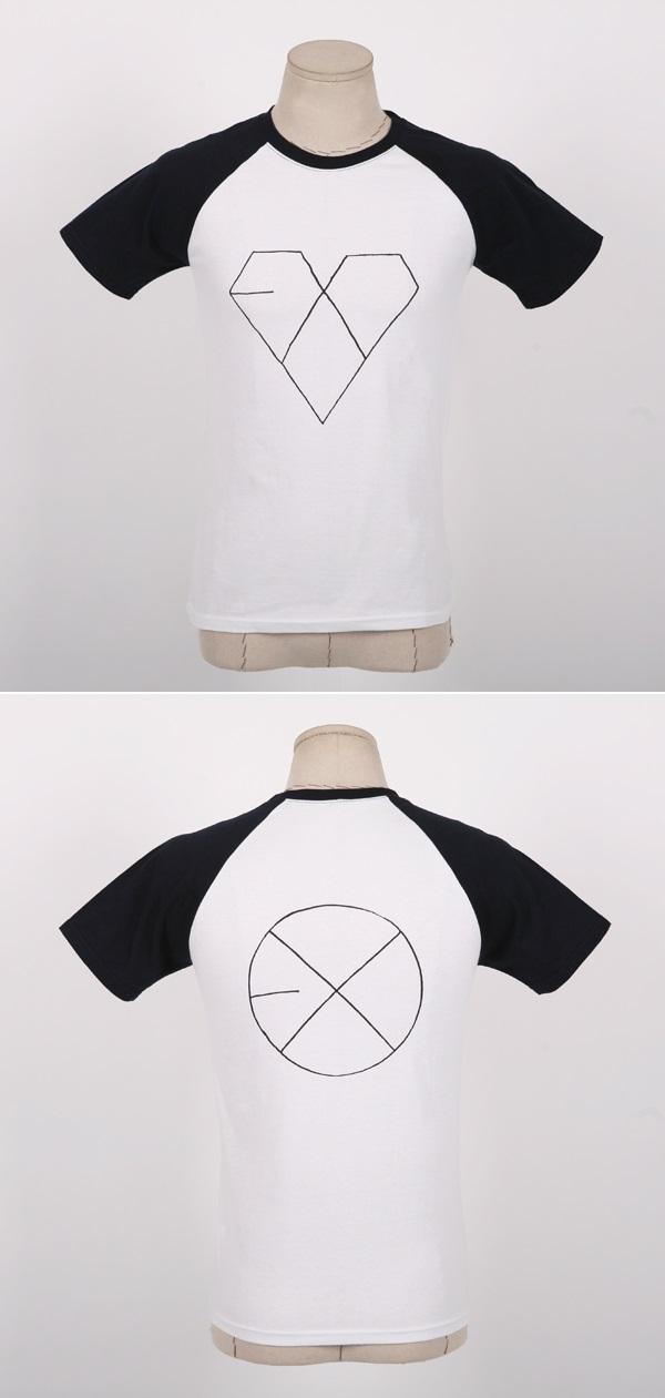 EXO Kiss & Hug T-shirt