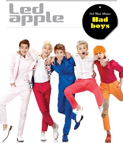 LED Apple Bad Boys