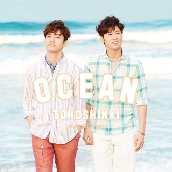 Tohoshinki CD
