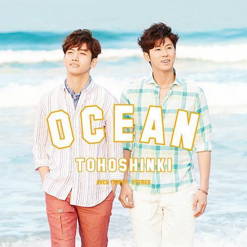 Tohoshinki Ocean CD Version