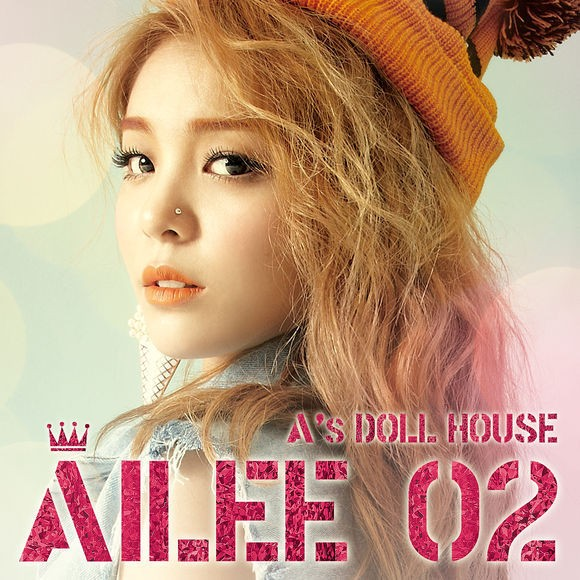 Ailee Mini Album Vol.2 A's Doll House Ailee 02
