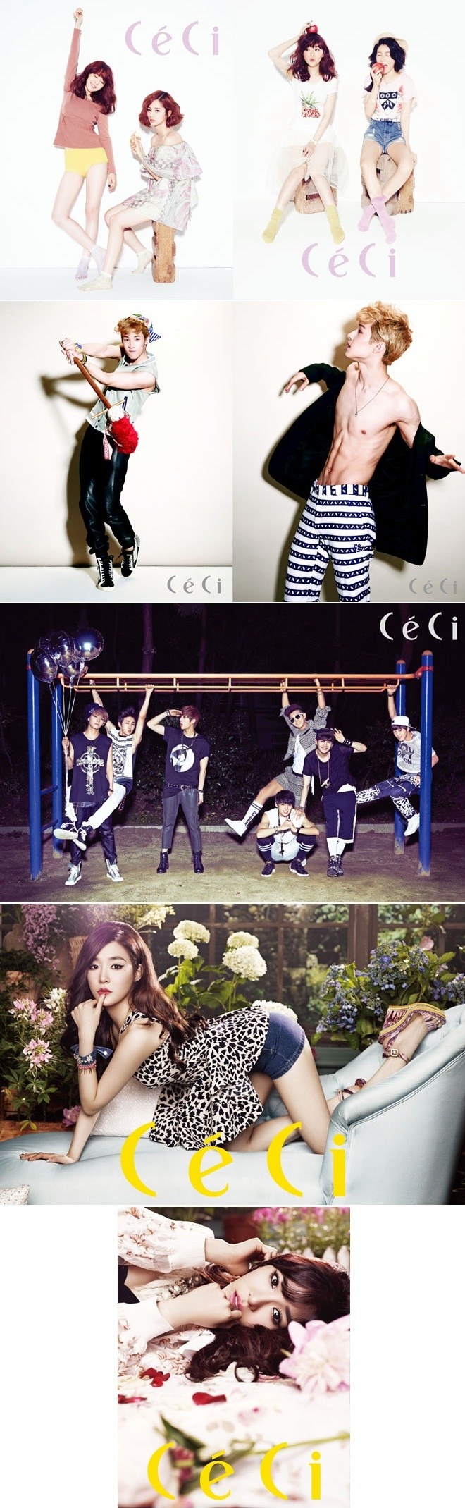 Ceci August 2013