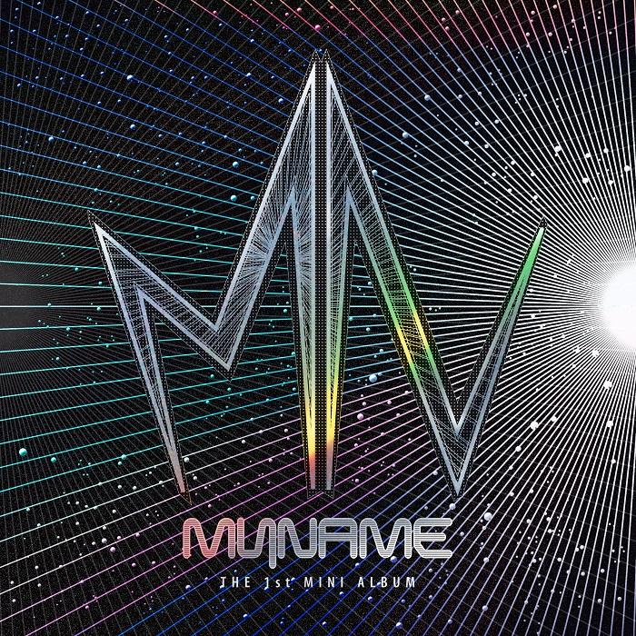 myname 1st mini albu