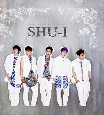 SHU-I First Mini Album