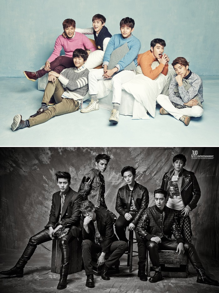 2PM 2014 Season Greeting