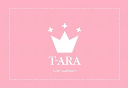 T-ARA 2014 Season Greeting