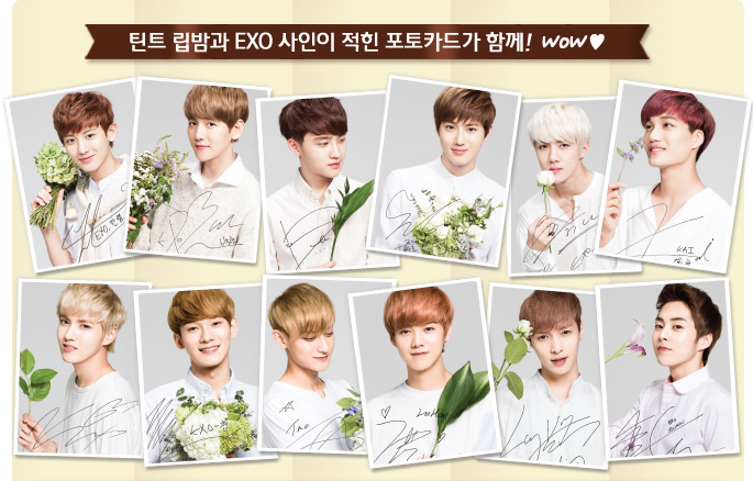 Nature Republic Photocard Set.version.2 (2)