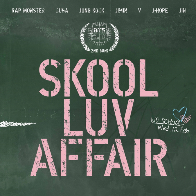 BTS School Luv Affair